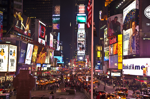 Diwali celebration at Times Square in New York, Maharashtra tourism news, NRIs in New York
