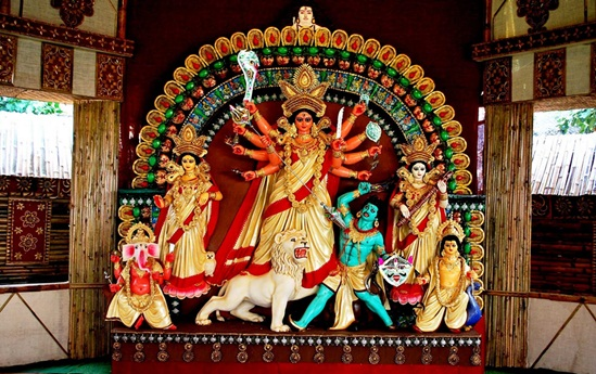 Durga puja in kolkata, durga puja pandals in bengal, festivals of india