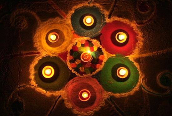 best diwali rangoli designs, diwali celebration in USA,