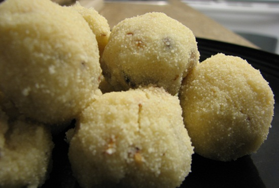 Indian sweets, festivals sweets of India, rava laddu making,