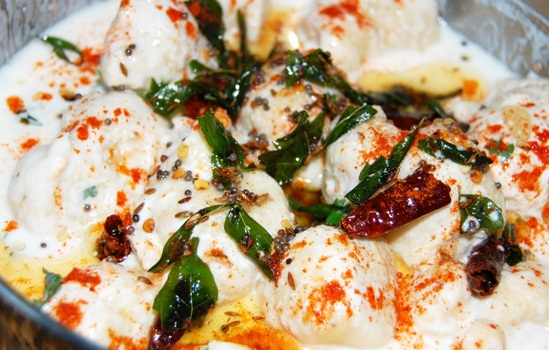 Dahi Bhalla, delhi street food guide
