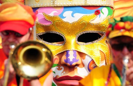 Goa festivals, goa holiday attractions, Goa carnival 2014