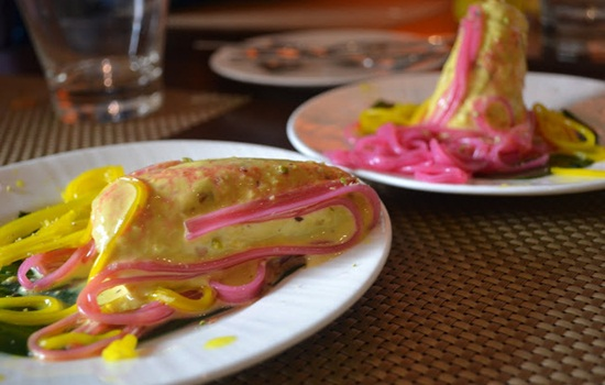 kulfi faluda, what to eat in delhi