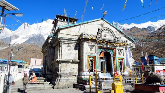 Kedarnath Temple Uttarakhand, top 10 shiva temples of India, temples in Himalayas