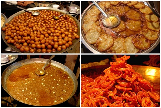 About Sarafa Bazar in Indore, sweets of Indore, foods to eat in Madhya Pradesh