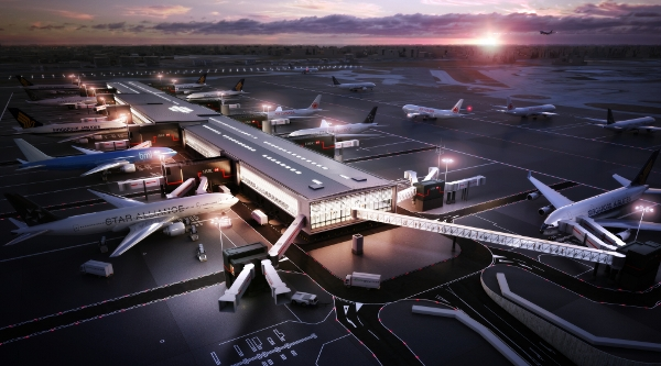 london heathrow terminal 2 overview, United Airlines to fly from heathrow terminal 2