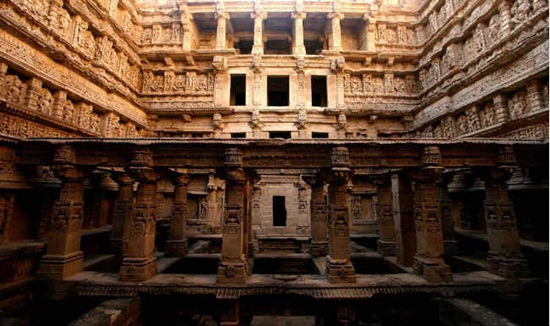 gujarat tourist attractions, world heritage sites in India, history of ran ki vav