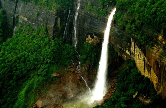 green travel destinations india, green cities of india, indian hill stations