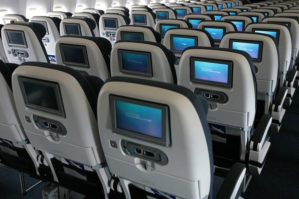 British Airways inflight entertainment, cheap airfares from British Airways