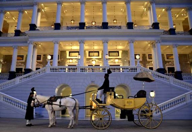 history of Falaknuma Palace, interesting facts of Hyderabad, stories of Hyderabad, IndianEagle Travel