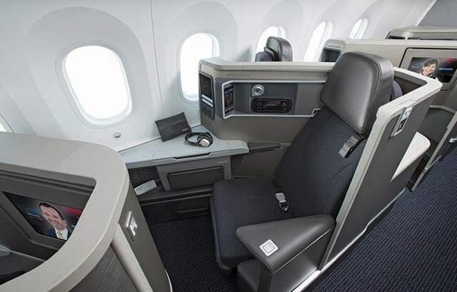 American Airlines' Business Class, Cheap flights on American Airlines, IndianEagle cheap fares