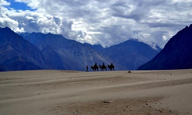 nubra valley in Ladakh, Ladakh travel stories, IndianEagle travel magazine