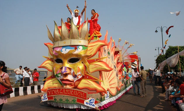 Goa Carnival dates 2015, festivals of India, Indian festivals in February