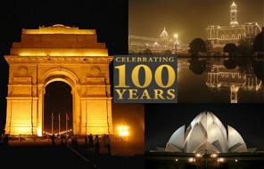 delhi-turns-100
