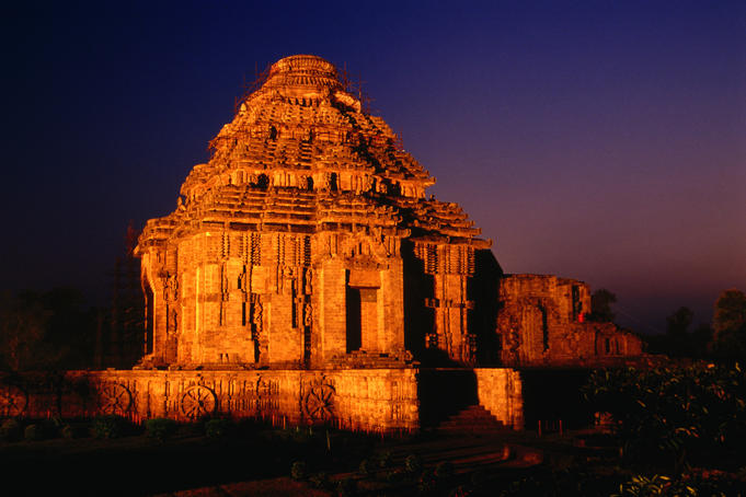 Konark Sun Temple: An Interface between Indian History & Indian Mythology