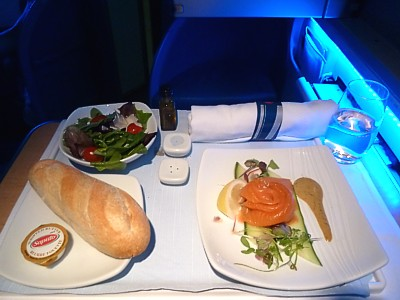 Does Air Canada Offer Special Meals on Flights to India?