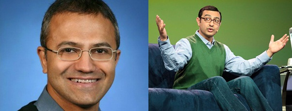 Nomination of two Indians for Microsoft CEO honors India