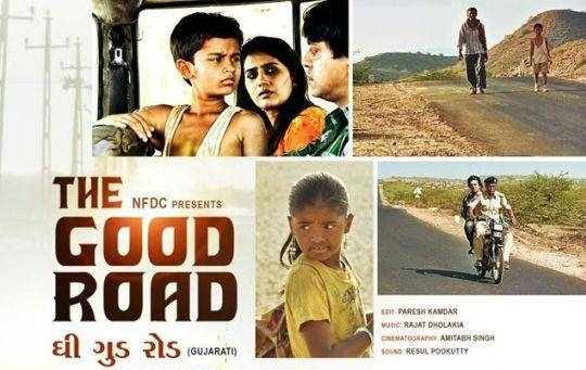 "India is sanguine of its entry ""The Good Road"" to Oscars"