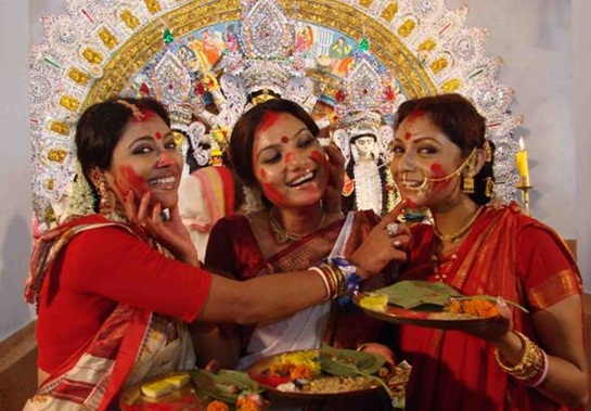 Overview of durga puja in bengal, cheap flights to India