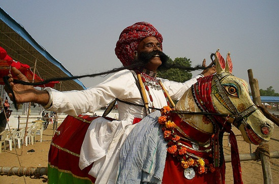 Pushkar Fair: A Spectacular Carnival of Camels in Sands of Rajasthan