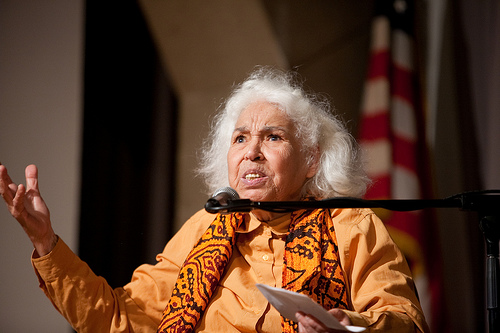 Nawal El Saadawi and Women at Zero Point