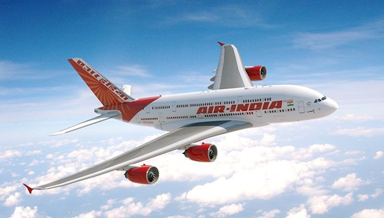 Air India the winning airline of 2013