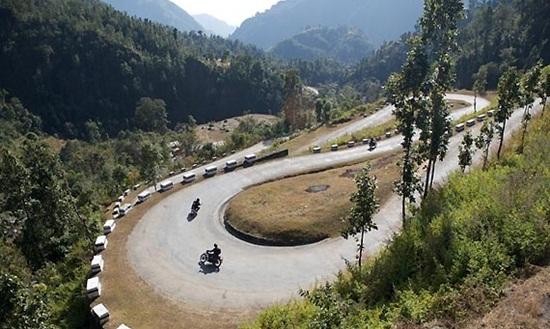 Shillong to Cherrapunjee road trip, top road trips in India