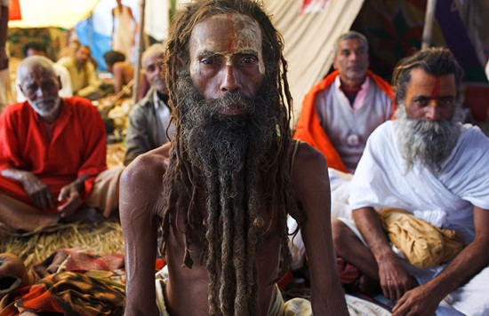 Kumbh Mela, the biggest festival of Incredible India