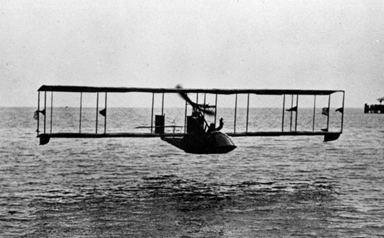 A sneak peek into the journey of commercial aviation from 1914 to 2014