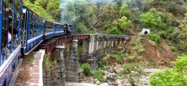 most beautiful mountain railways of India, Indian railways, scenic railway tracks in India