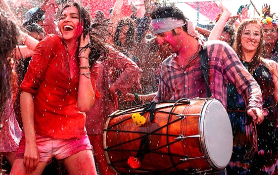 Holi Festival: best places to have fun in India