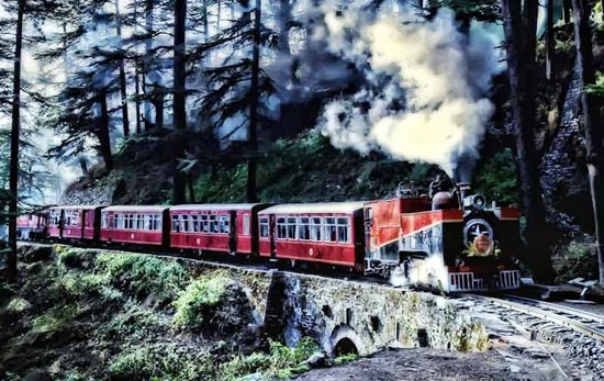 tourist attractions of Shimla, hill stations in Himachal Pradesh, top 10 summer holiday destinations in India