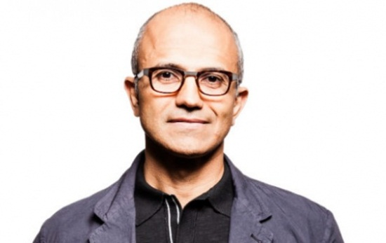 Satya Nadella – the first non-American CEO of Microsoft