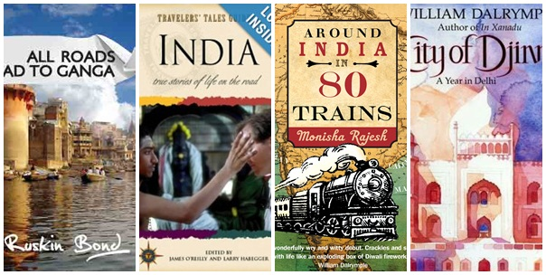 Books that Inspire to Travel & Visit India