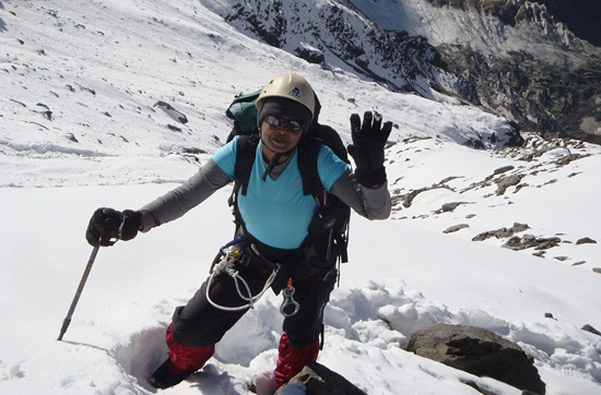 Interview of Kavitha Reddy, Adventurer & Mountaineer from India