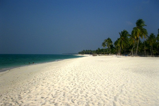 Lakshadweep Islands – pearls in oyster