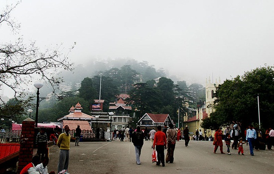 Shimla tourist attractions, shimla sightseeing tourism, Indian eagle travel blog