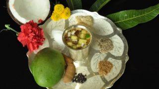 Ugadi Pachadi: Culinary Tidbits of Ugadi Celebration in Telugu Community