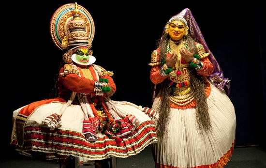 Kerala dance culture, Indian classical dance forms, Indian eagle travel blog