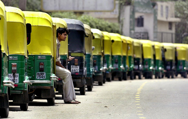 Different Roles of Auto-rickshaws in Day-to-day Life of Indians