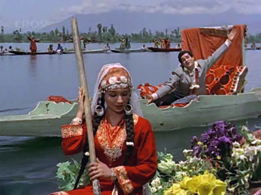 Romantic Stories of Kashmir on Celluloid in 1960s