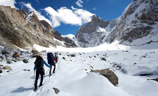 mountaineering in kashmir valley, things to do in jammu & kashmir