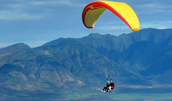 best places for paragliding in kashmir, things to do in kashmir valley