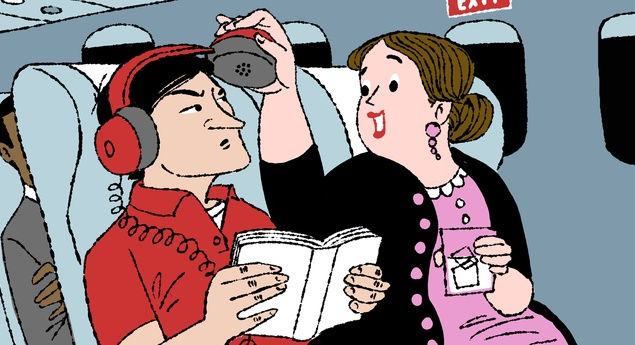 10 Different Types of Travelers You Come Across while Traveling by Air or Road