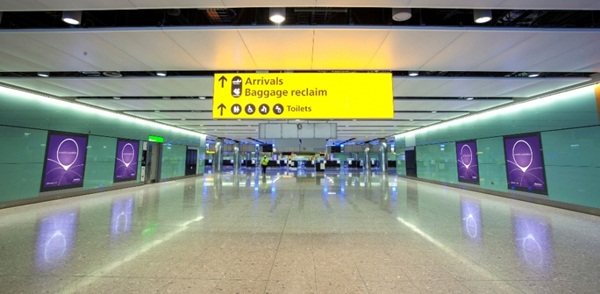 The Queen's Terminal at London Heathrow: Amenities and Facilities