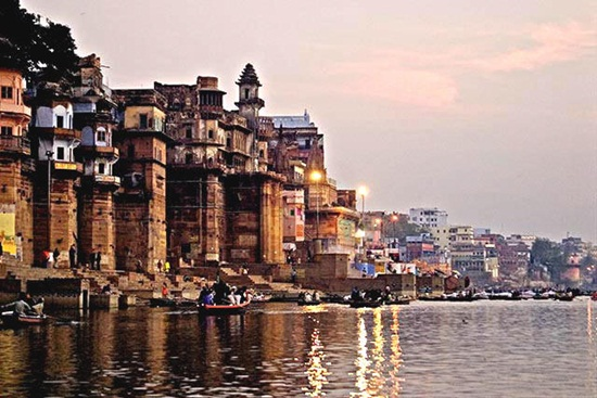 Luxury Tourism on River Ganga from Haridwar to Kolkata