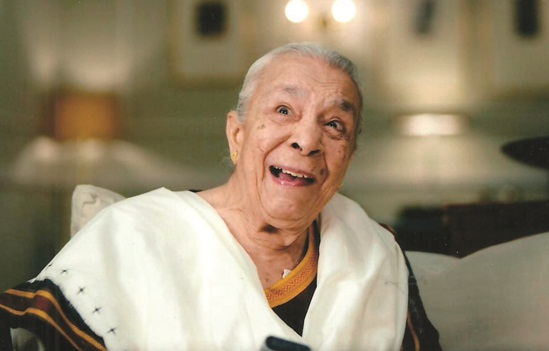 In memory of Zohra Sehgal, Ever-young lady of Performing Arts