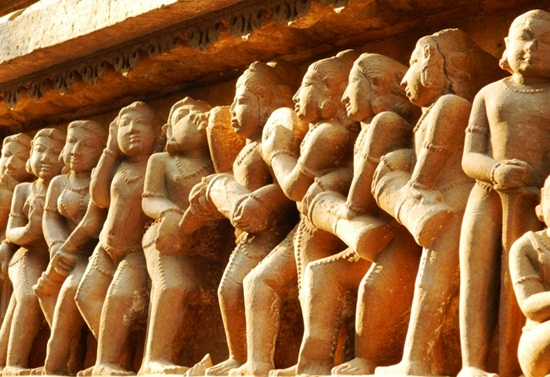 Khajuraho Sculpture: A Pure Indian Art of Eroticism