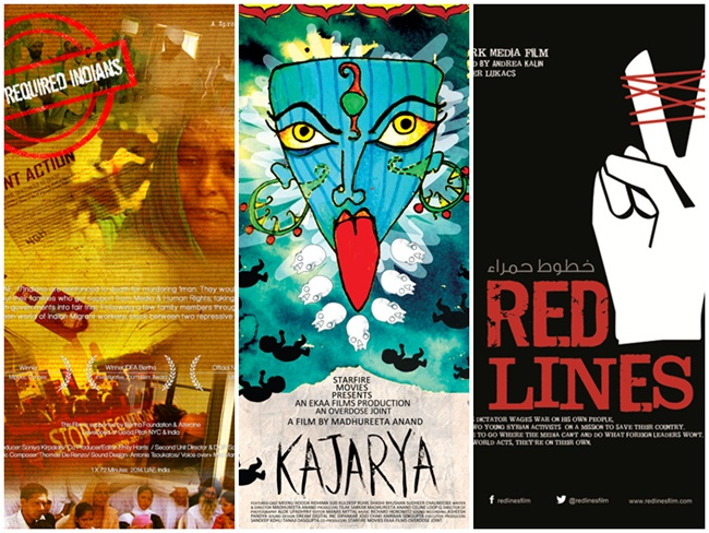 details of MWIIF 2014, list of films for MWIFF 2014, Jury for 2nd MWIFF