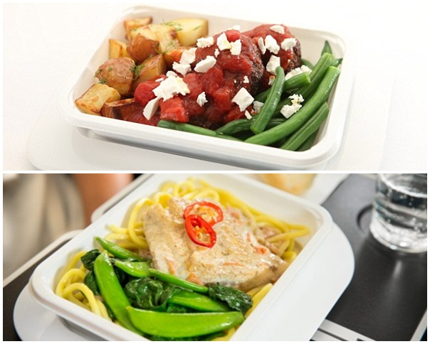 Qantas's new menu, inflight menu on Qantas' economic flights, Qantas news, Aviation news
